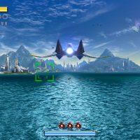 Vol au dessus de l'eau dans Star Fox Zero