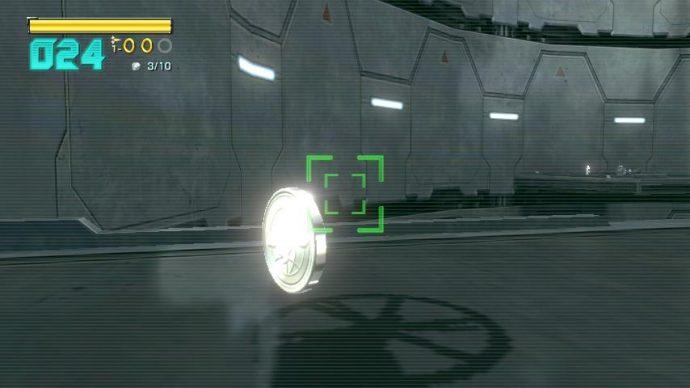 Star Fox Zero - Vision du robot