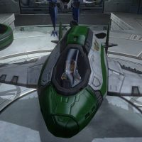Fox vient de monter dans un nouveau vaisseau dans Star Fox Zero