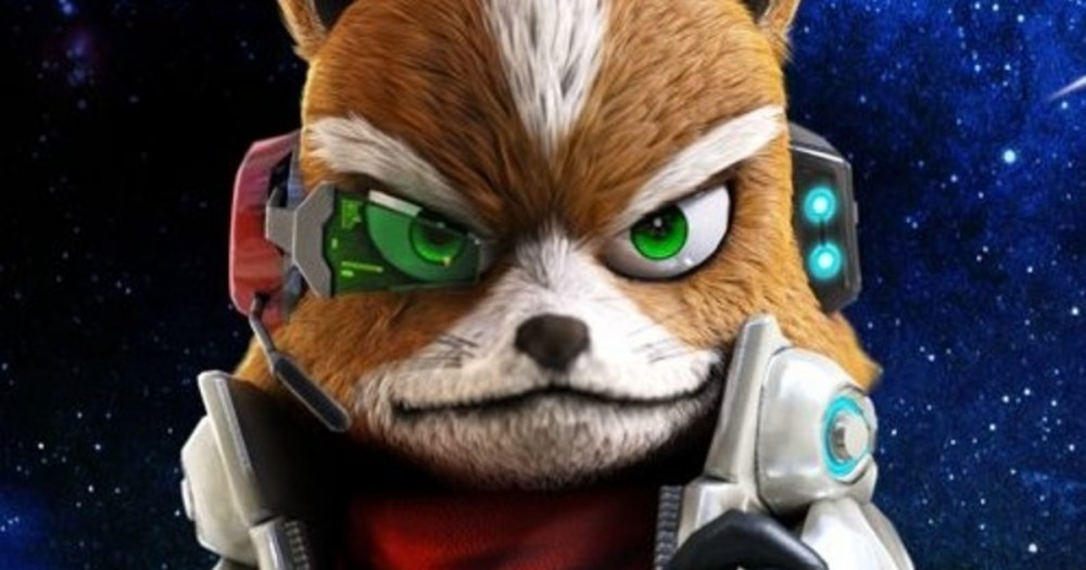 Star Fox Zero Fox Mc Cloud