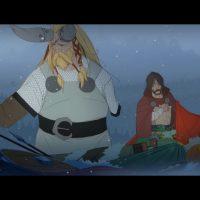 The Banner Saga 2 cutscene