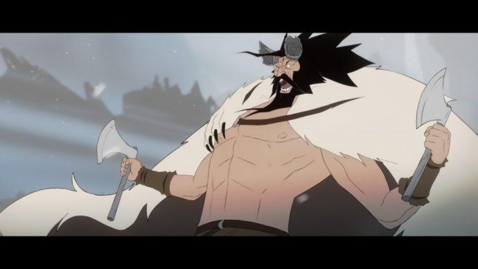 The Banner Saga 2 Bolsverk cutscene