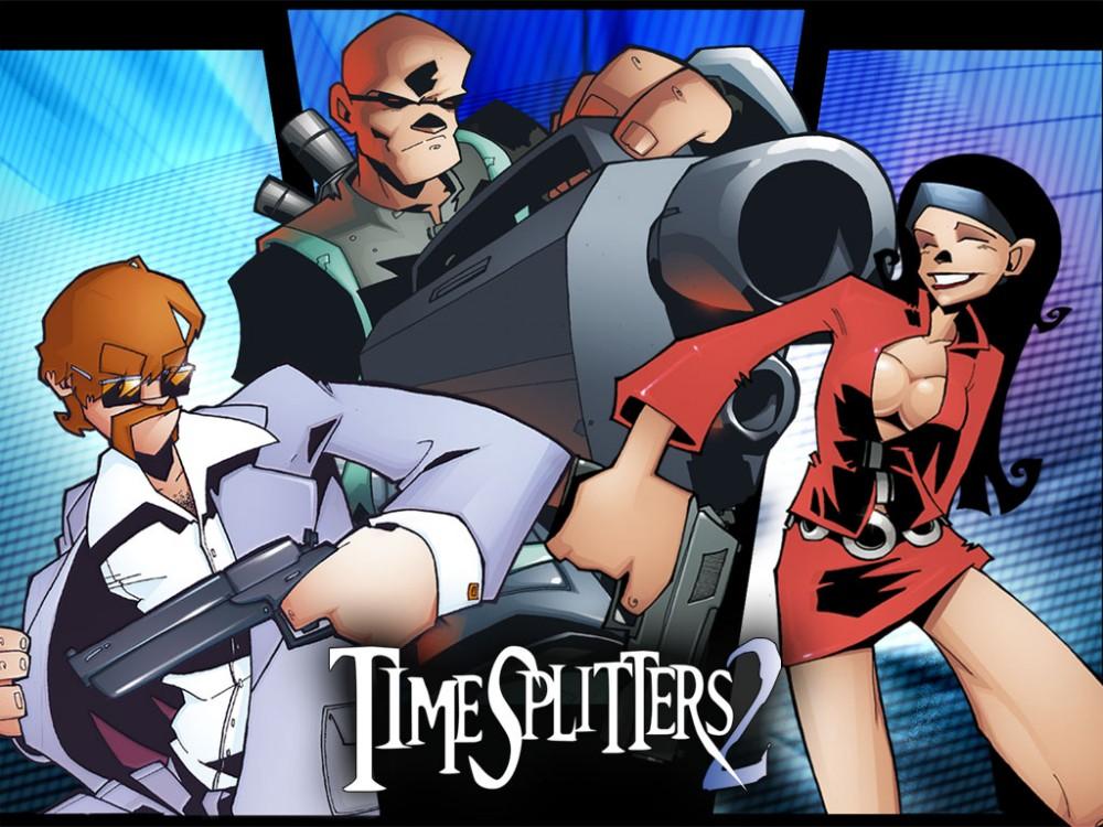 Timesplitters 2 logo