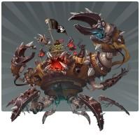 Titan Race Craken