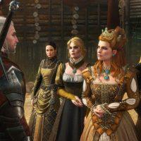 Les femmes du royaume de Toussaint dans la nouvelle extension de The Wicther 3 Blood and Wine