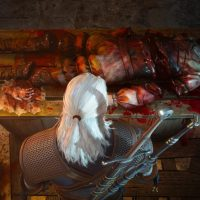 Le royaume de Toussaint de la nouvelle extension de The Wicther 3 Blood and Wine