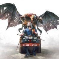 La pochette de la nouvelle extension de The Witcher 3 Blood and Wine