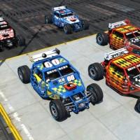 Le podium dans TrackMania Turbo