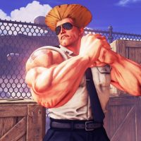 Guile craque ses doigts