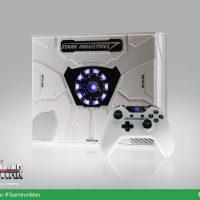 Xbox One collector Iron Man reacteur ARC