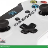 La manette Xbox One collector Iron Man