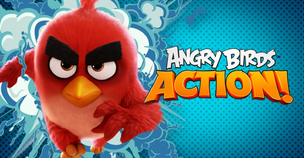 Angry Birds Action! logo