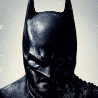 Batman arkham gros plan sur batman