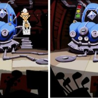 Day of the Tentacle comparaison