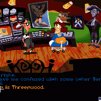 Day of the Tentacle Edna