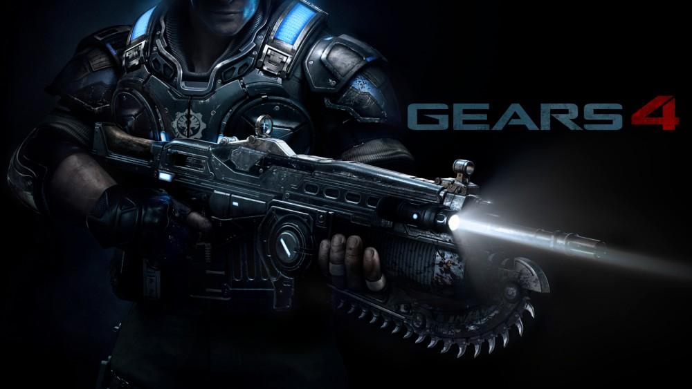 Annonce gears of war 4