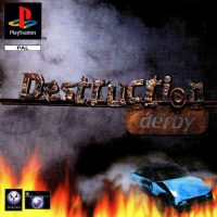 Jaquette de Destruction Darby