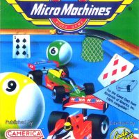 Jaquette Micromachines