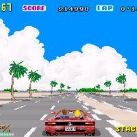 Au volant de sa Ferrari dans Hang On