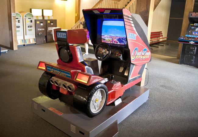 borne arcade course