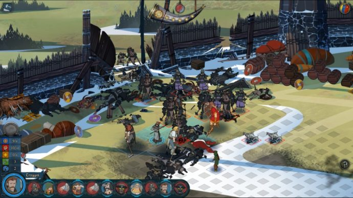 Aperçu the banner saga 2