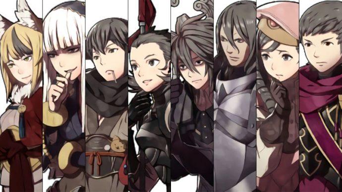 Bien plus de personnages seront disponibles dans Fire Emblem Fates Révélation