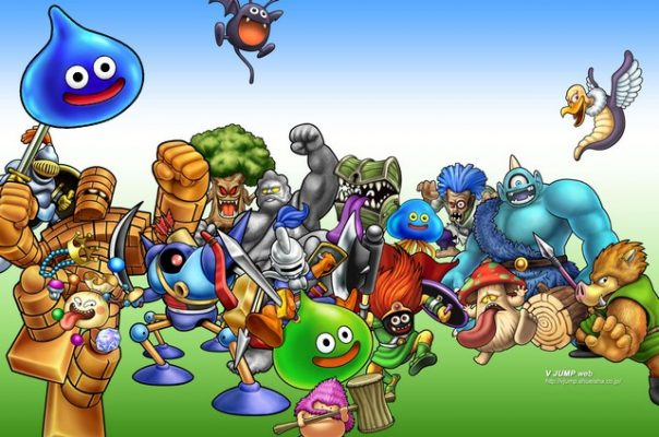 Les monstres feront la fete avec le Dragon Quest Live