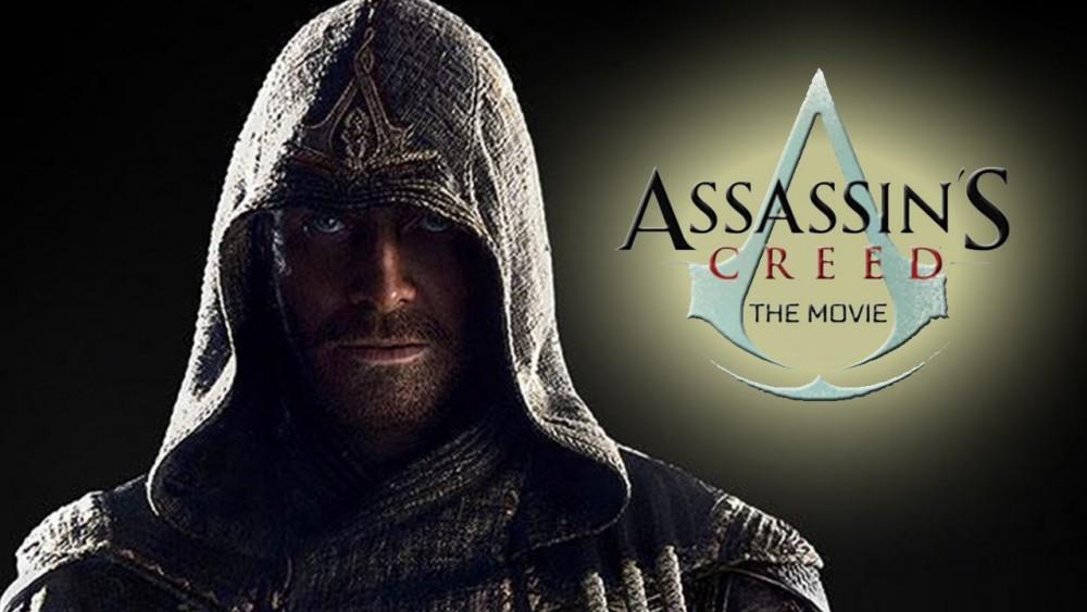 Bannière Film Assassin's Creed