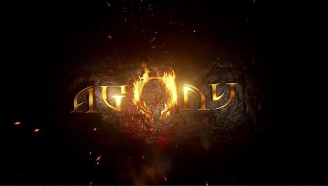 Agony logo