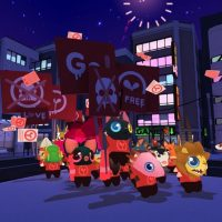 Screenshot du jeu Anarcute