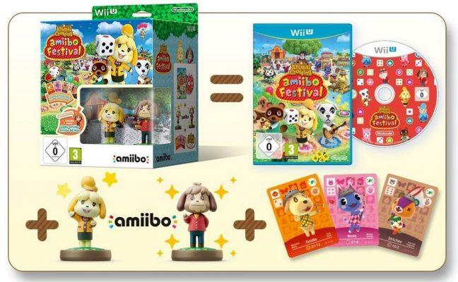 Animal Crossing Amiibo Festival  le collector en détail