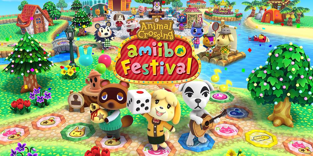 Animal Crossing Amiibo Festival l