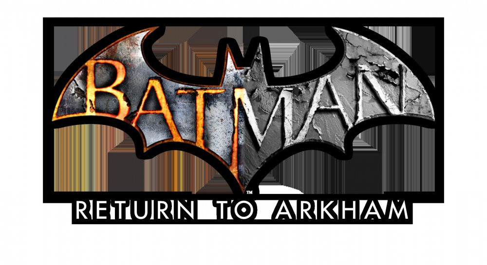 Logo Batman Return to Arkham jaquette Xbox One