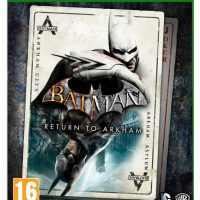 Batman Return to Arkham jaquette Xbox One