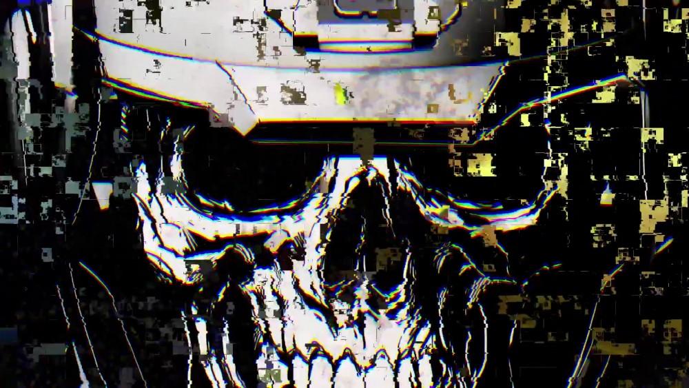 Transformation de la page twitter pour le teasing du nouveau Call of Duty: Infinite Warfare