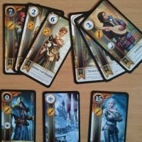 The Witcher 3 Blood and Wine les cartes de Gwynt
