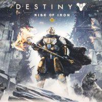Artwork Destiny Rise of Iron