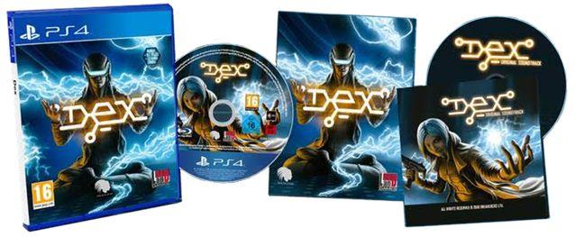 Dex Playstation 4 version physique