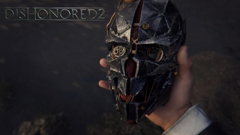 Le jeu Dishonored 2