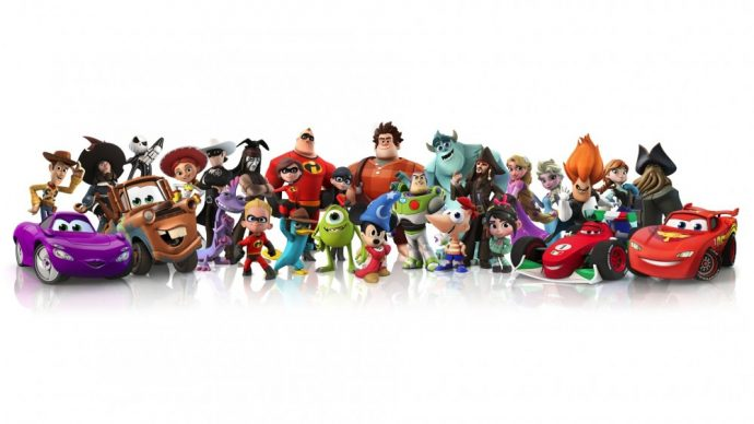 Disney Infinity 1.0 les personnages