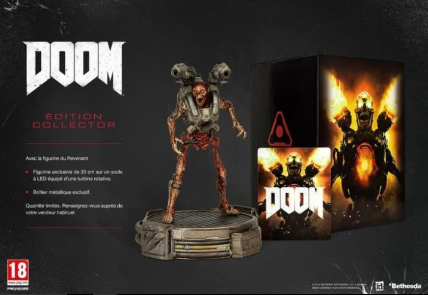 Doom édition collector