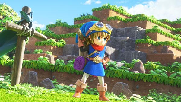 Héros de Dragon Quest Builders
