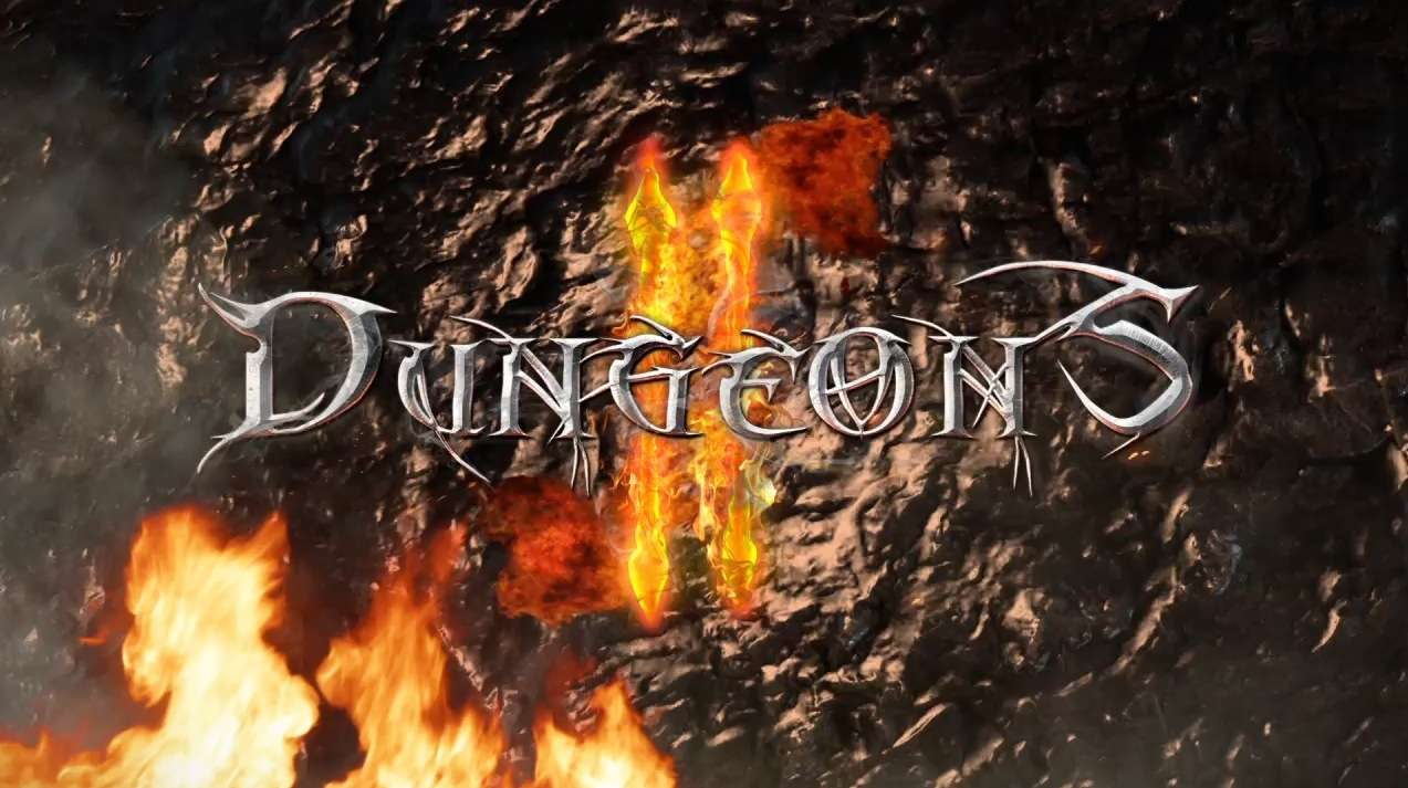 Dungeons 2 title