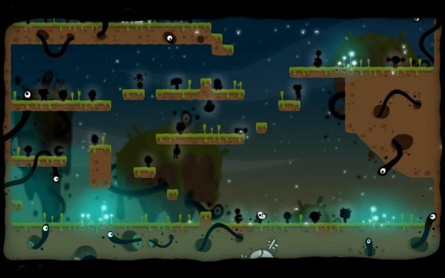 Screenshot du jeu indépendant Ecotone