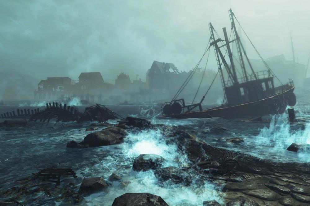 Le nouveau DLC de Fallout 4, Far Harbor