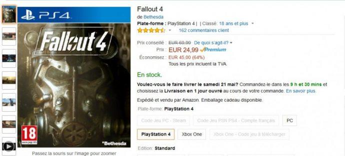 Fallout 4 promo