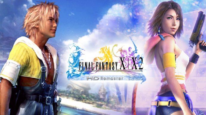 Final Fantasy X et X-2 HD