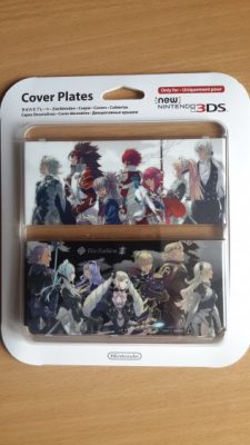 Cover Plates 3DS