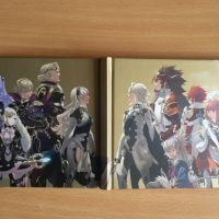 La couverture de l'artbook