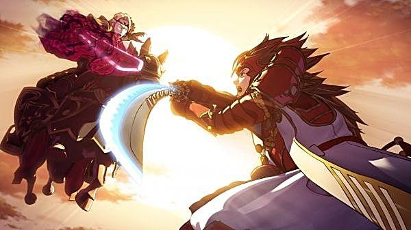 Fire Emblem Fates bataille entre vos deux frères